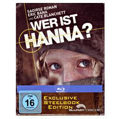 Wer Ist Hanna Steelbook