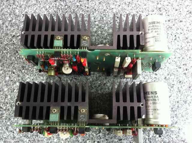 B750 MK I - Endstufen (4)