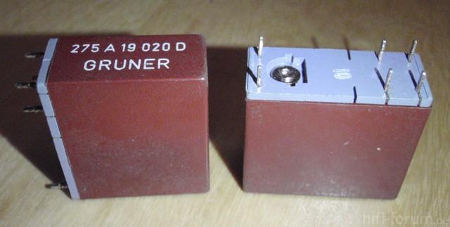 B750 MK I - Revisionsteile (5)