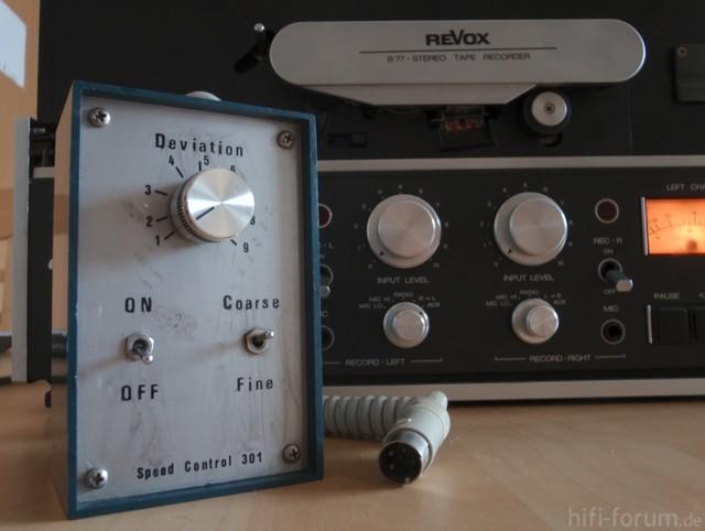 B77 - 03 Steuerung