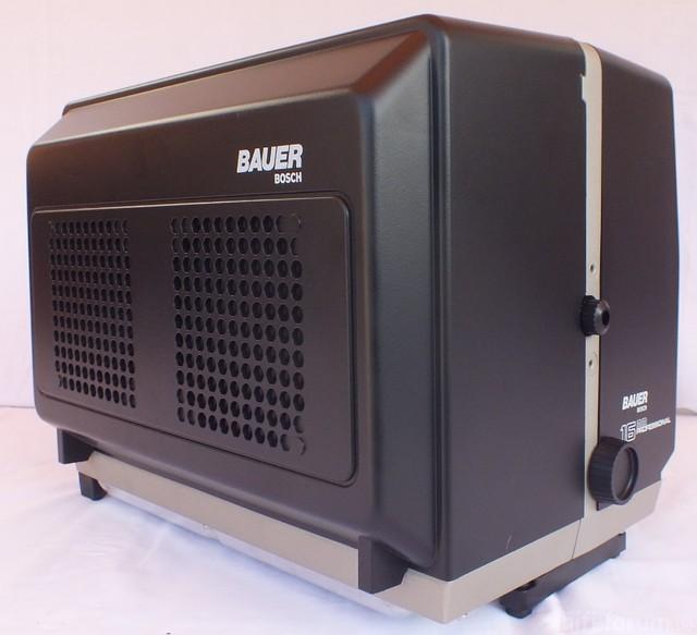 Bauer P 8 TS   Gerät (6)