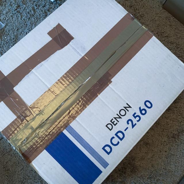 Denon DCD 2560 (1 von 9)