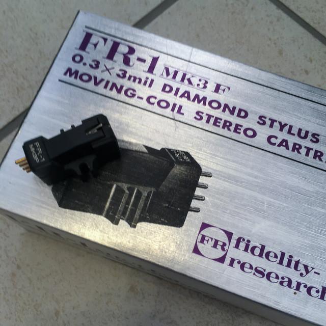 Fidelity Research FR1 MK III F 1