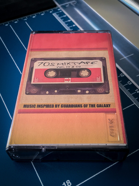 Guardians of the Galaxy OST 2 (6 von 7)