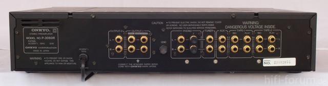 Onkyo P3060R   2  Detailbilder (16)