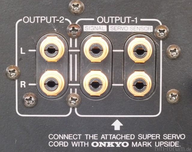 Onkyo P3060R   2  Detailbilder (18)