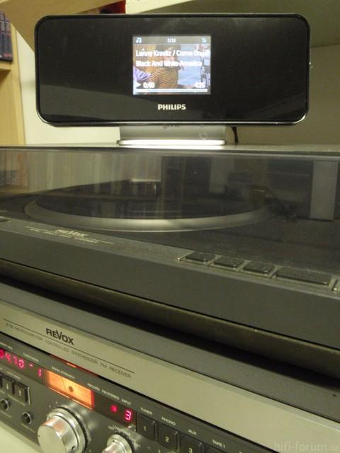 Revox B780 790 und Philips NP2500 - 2
