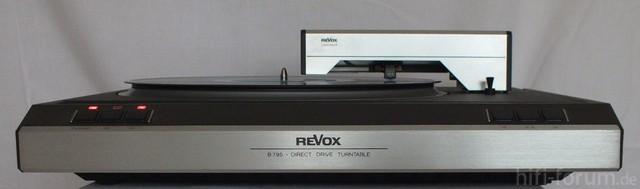 Revox B795 Mit Ortofon VMS 30 M II (18)