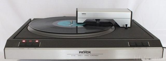 Revox B795 Mit Ortofon VMS 30 M II (19)