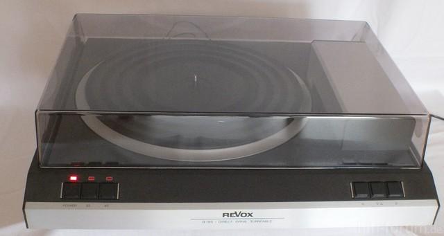 Revox B795 mit Ortofon VMS 30 M II (6)