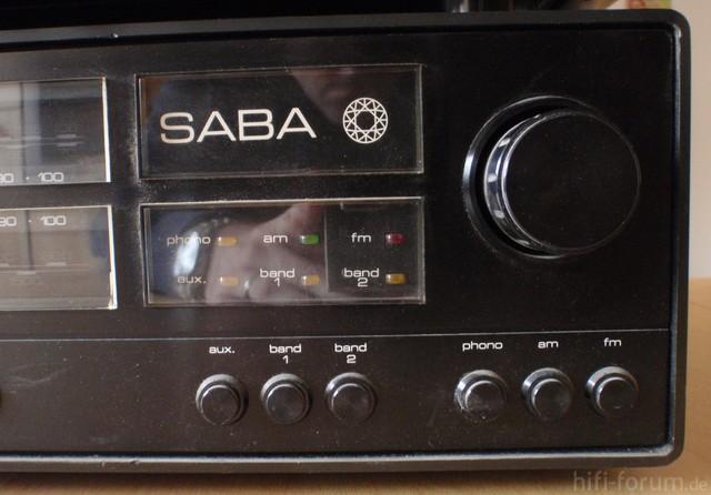 Saba 7140 - 2 - rechtes Feld