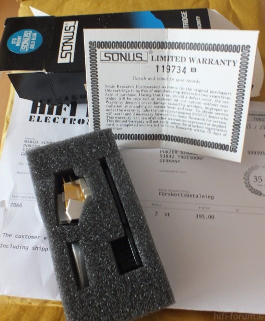 Sonus Gold Blue NOS   Ankunft (6)   System Xx34