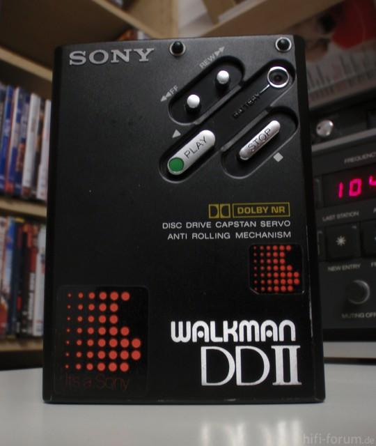Sony WM DDII