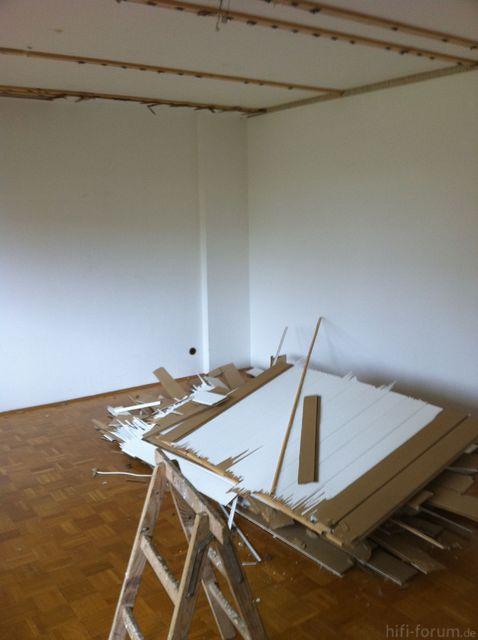 Wohnzimmer Decke 1