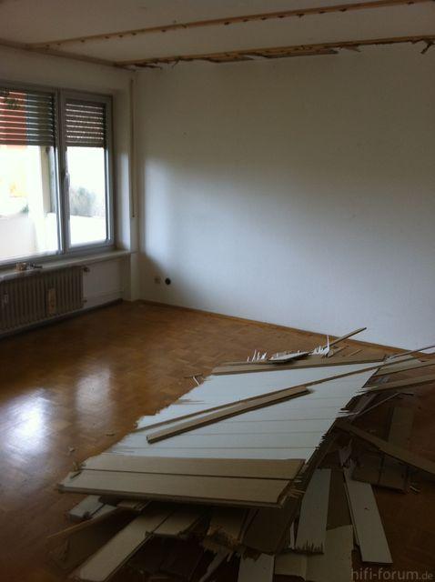 Wohnzimmer Decke 2