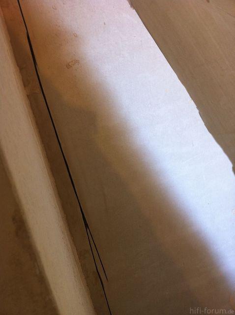 Wohnzimmer Neue Tür 1