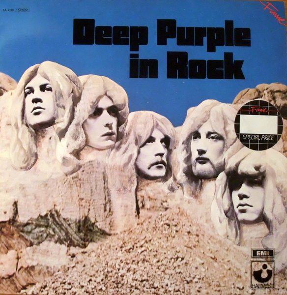 Deep Purple - Deep Purple In Rock (RE, Fame)