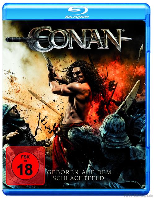Conan 3d Cover