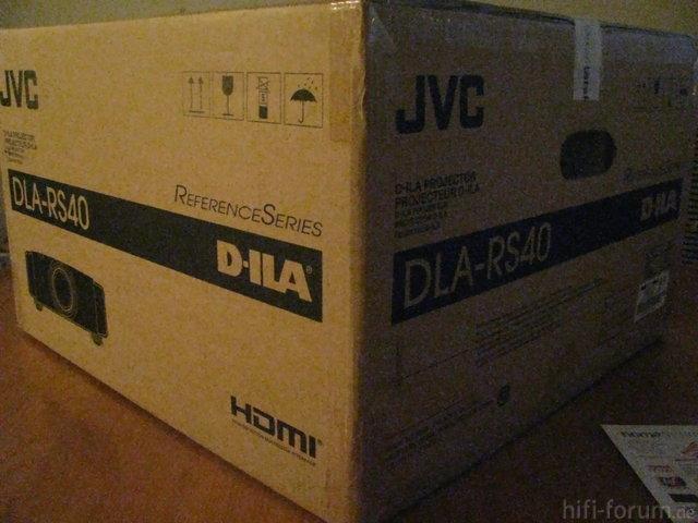 JVC DLA-RS40