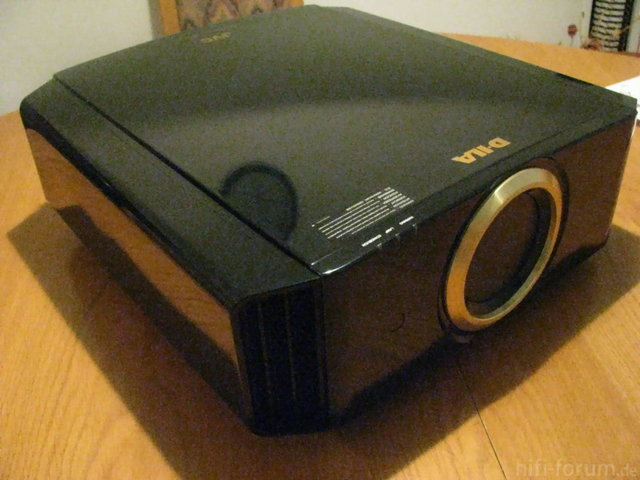 JVC DLA RS40