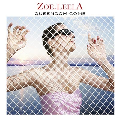 Zoe LeelA Queendom Come Front Cover Web