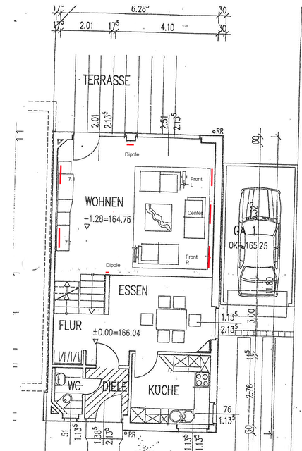 grundriss wohnzimmer akustik grundriss wohnzimmer hifi bildergalerie. Black Bedroom Furniture Sets. Home Design Ideas
