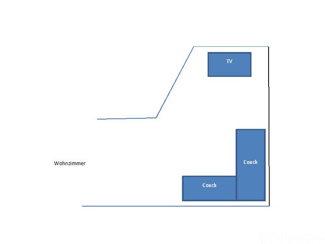 Wohnzimmer M4xi