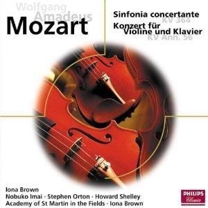 Mozart Konzert Für Violine Und Klavier KV Anh. 56