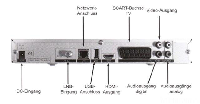 TechniSat IR