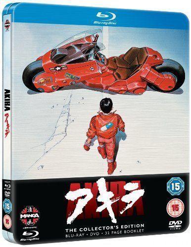 Akira Collector S Edition Steelbook %5BBlu Ray DVD%5D %5B1988%5D