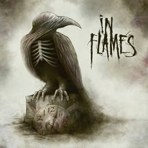 In Flames Artwork Sounds Of A Playground Fading