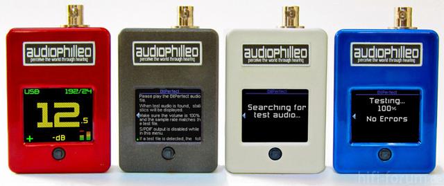 Audiophillia