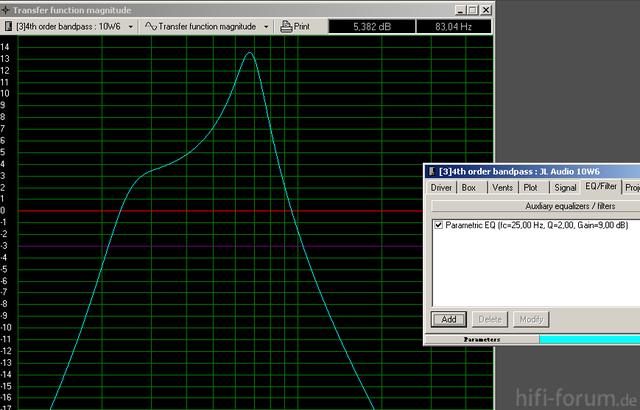 JL Audio 10W6 BP - DruKaEff