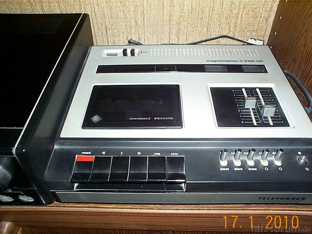 Cassettendeck