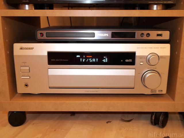 Pioneer VSX-D711
