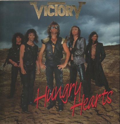 Victory Hungryhearts(embossedcover)