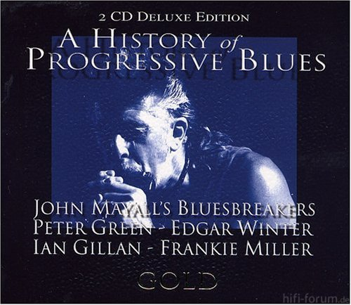 A History Of Progressive Blues