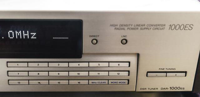 Sony DAR1000ES