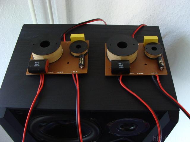 T+A TMR 70 - Frequenzweiche