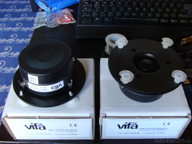 T+A TMR 70 - Vifa D27-TG-35-06