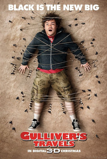 3d Film Gullivers Reisen