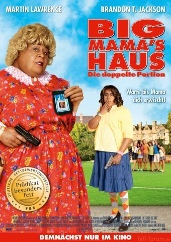 Big Mams Haus Die Doppelte Portion