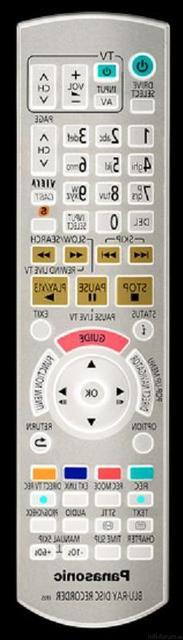 Panasonic Dmr Bst800eg Fernbedienung 2
