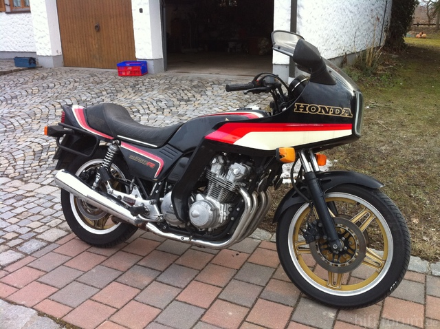 Honda Boldor