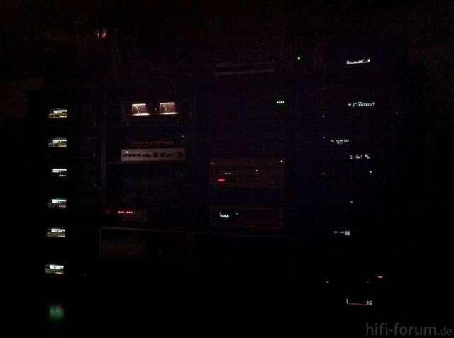 Nachtbild Von Meiner Anlage