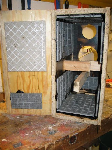 Bitumen Testbox