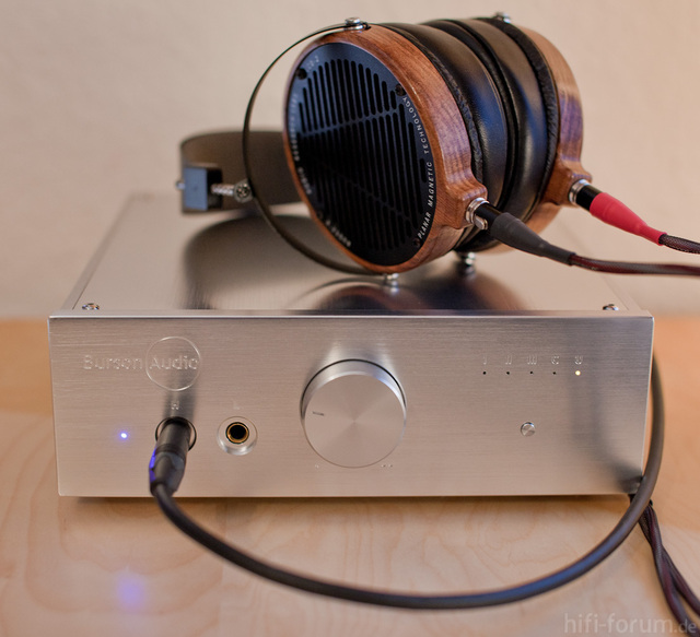 Burson Audio HA-160D
