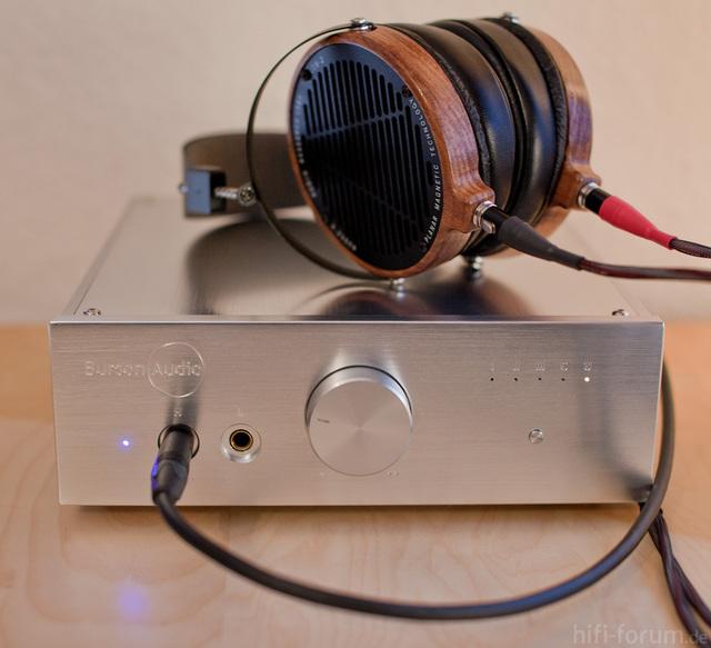 Burson Audio HA-160D