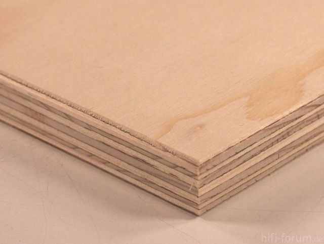 795px Spruce Plywood