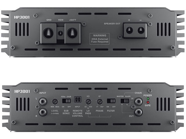 HP3001 DEMO